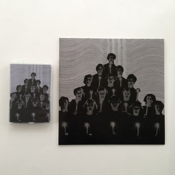 Image of MTNS 'All Songs Are Spells' LP + DL / Tape