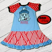Image of **SOLD OUT** Slush Puppie Twirl Dress - size 7/8