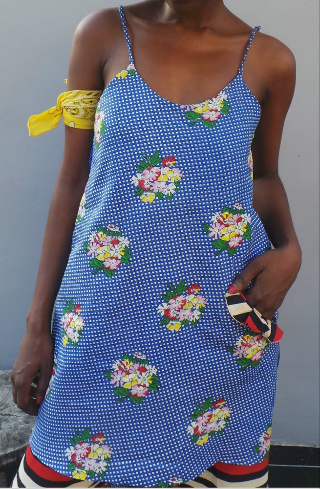 Image of The 'MDADA' Strappy Dress