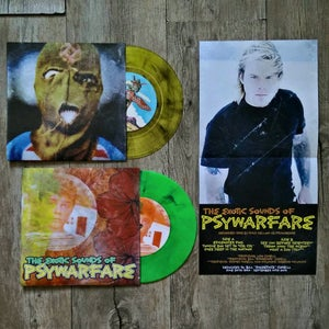 Image of [COF40] Psywarfare - Throw Away The Ocean 7""