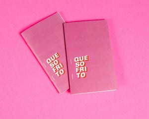 Image of QUESOFRITO BOOK