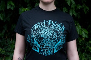 Image of Fast Friends T-Shirt: New Old Shirt