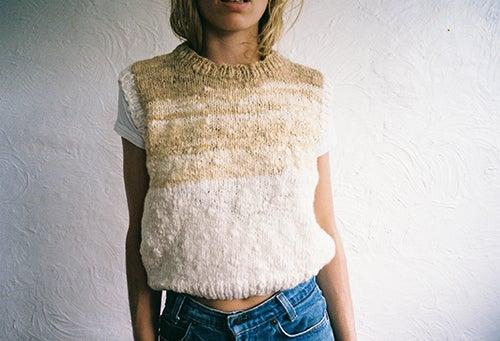Image of Handspun Vest 2