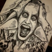 Image of ORIGINAL MARKERS - Jared Leto Joker