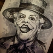Image of ORIGINAL MARKERS - Jack Nicholson Joker