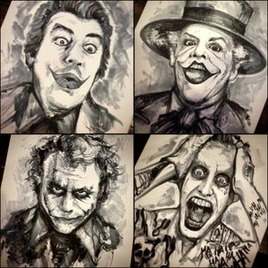Image of ORIGINAL MARKERS - Full Set Jokers