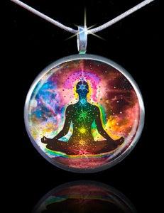 Image of Chakra Healing Energy Pendant