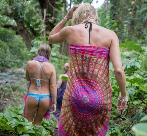 Image of Butterfly Beach Sarong
