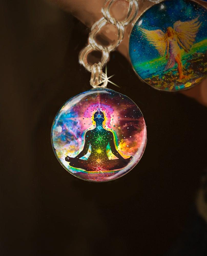 Image of Chakra Healing Energy Charm