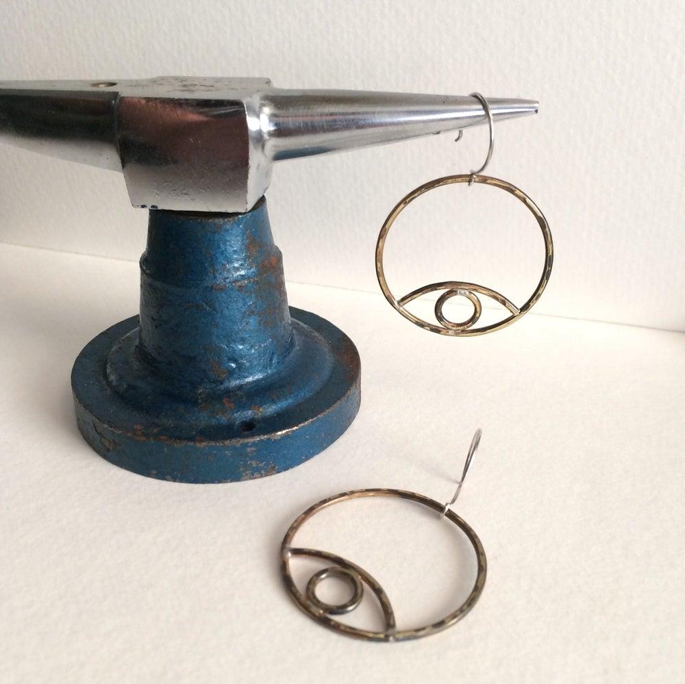 Image of Good Eye Earrings IN STOCK