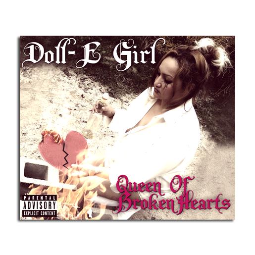 Image of Queen Of Broken Hearts CD Album