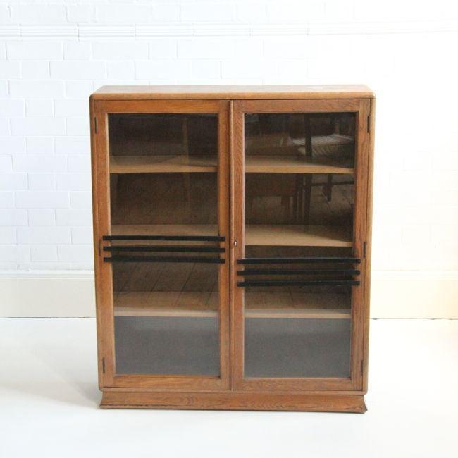 Image of Art Deco cabinet
