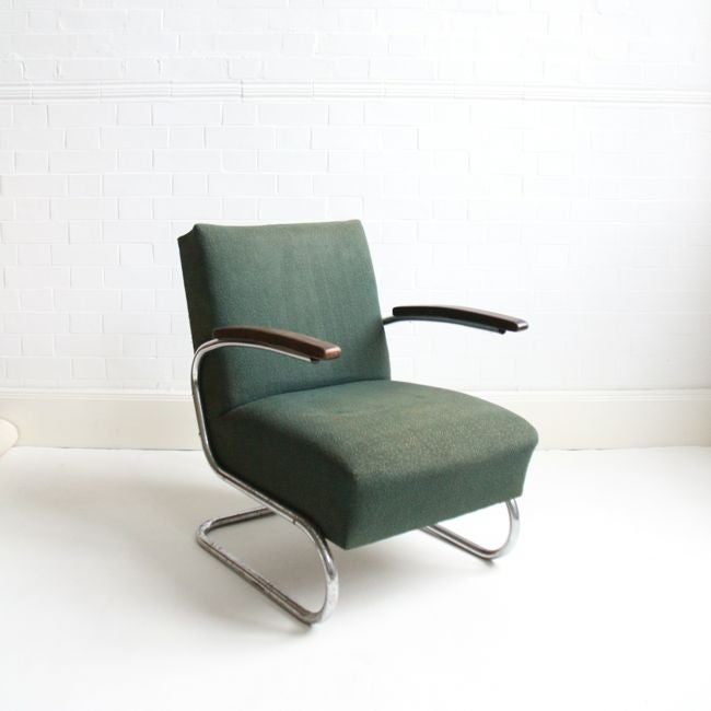 Image of Bauhaus cantilever armchair