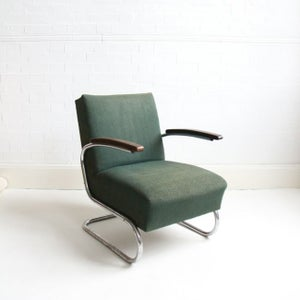 Image of Bauhaus cantilever armchair