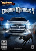 Image of Corridos Mafiosos 4 - CD/DVD Combo