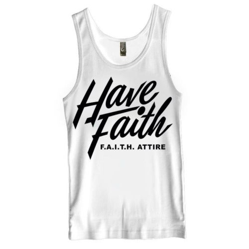 "Image of ""Have Faith"" Tank"