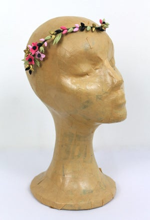 Image of FLOWERS HEADBAND 3