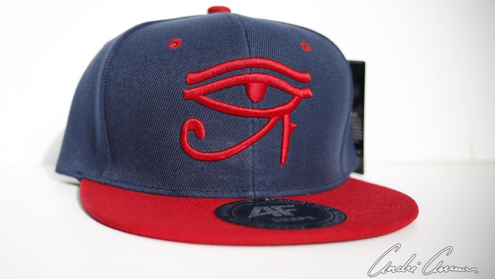 """Image of Andre Auram """"Ancient Science"""" Snapback (EXCLUSIVE)"""