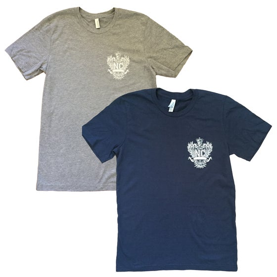 "Image of ""Crest"" Tee"
