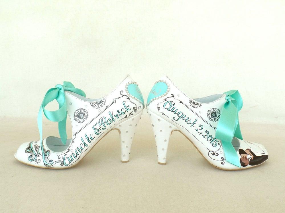Zu Wedding Shoes