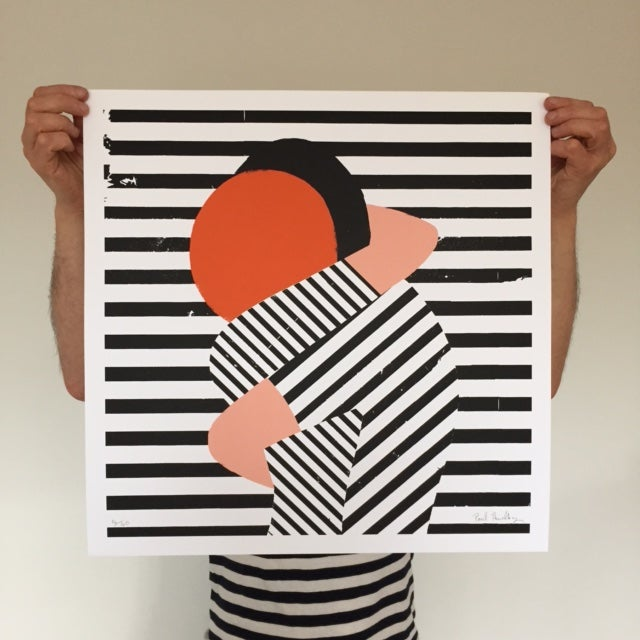 Image of Get it On screen print