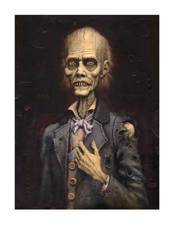 """Image of """"Master of the Mansion"""" Limited Edition print"""