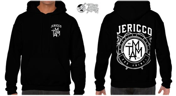 Image of Jericco MMTA Hoodie Pulover