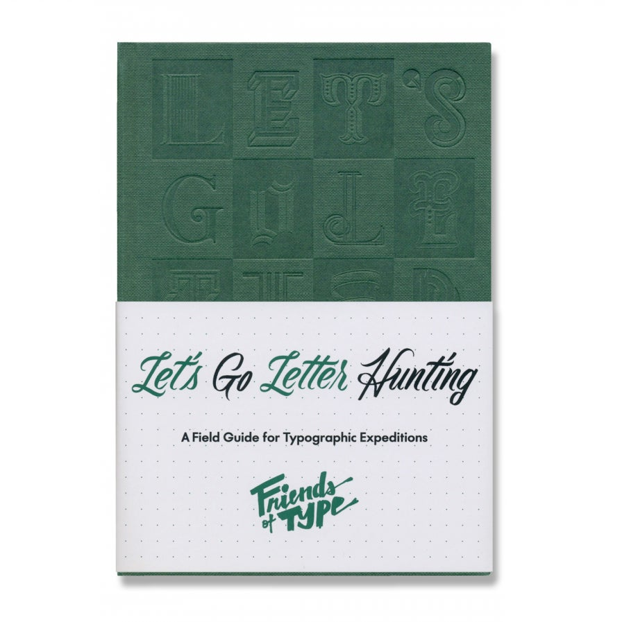 Image of Let's Go Letter Hunting
