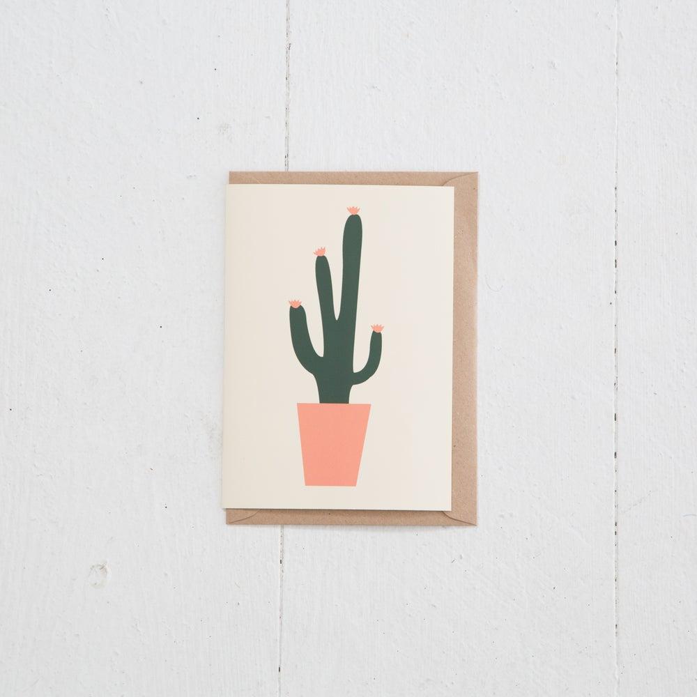 Image of Greeting Card | Cactus