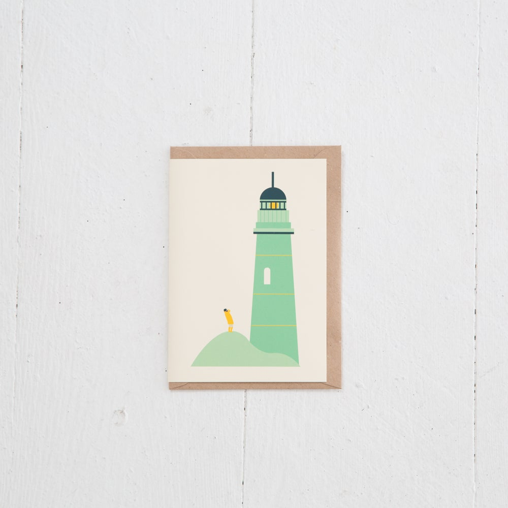 Image of Greeting Card   Phare