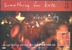 Image of Monsters / Electricity Promotional Posters  CLICK TO VIEW