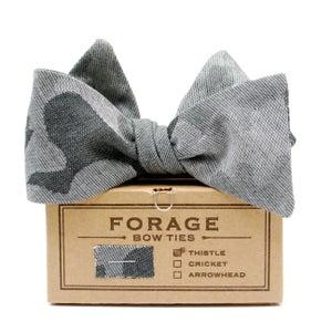 Image of camo {bow tie}