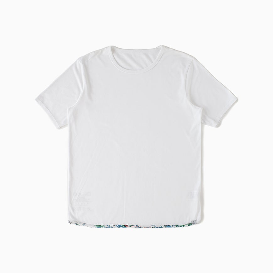 Image of visvim SUBLIG TEE - WHITE