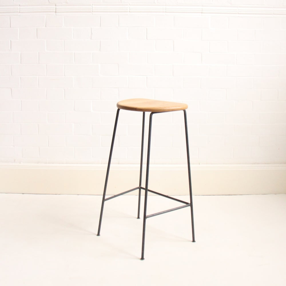 Image of MAR-DEN MADE Bar Stool (Backless) - £165 + VAT