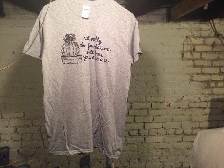 Image of Cactus t-shirt