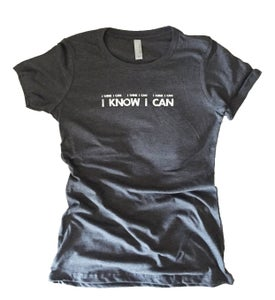 Image of The I Know I Can Tee