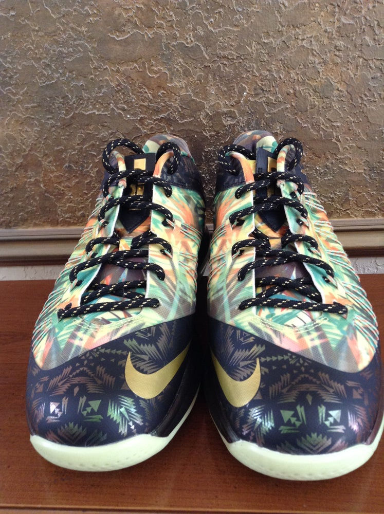 "Image of Lebron X Low ""Championship"" *USED*"