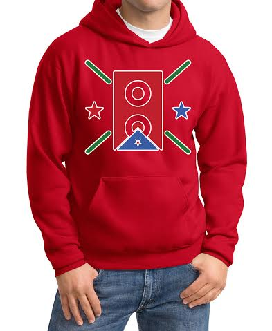 Image of Carlito Olivero Hoodie - Red
