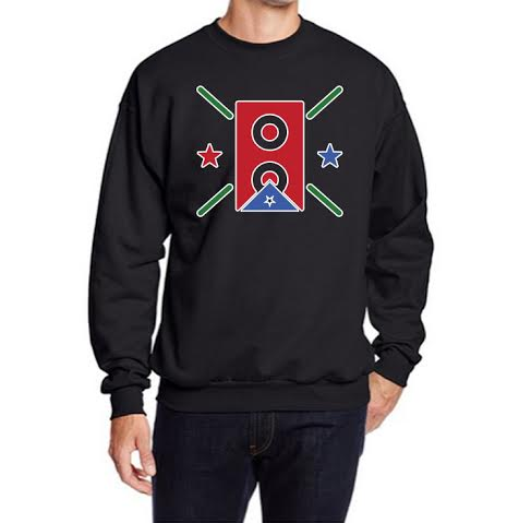 Image of Carlito Olivero - Sweatshirt - Black