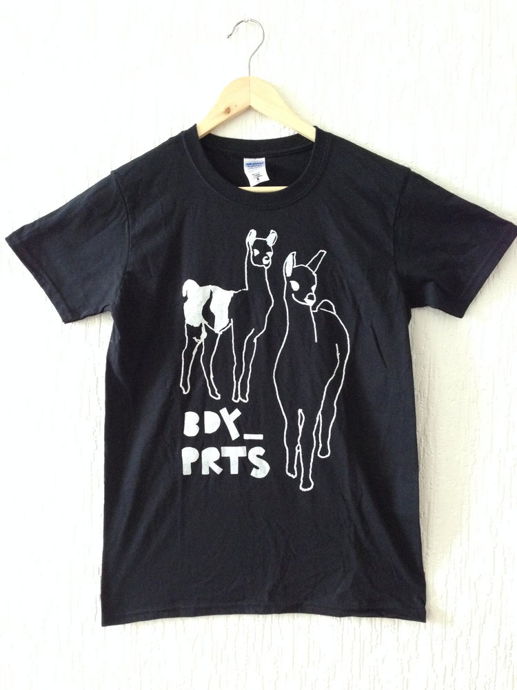 Image of Llamas Men - Black