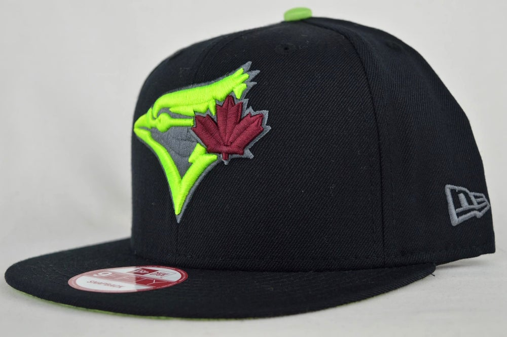 Image of TORONTO BLUEJAYS CUSTOM SON OF MARS NEW ERA SNAPBACK CAP