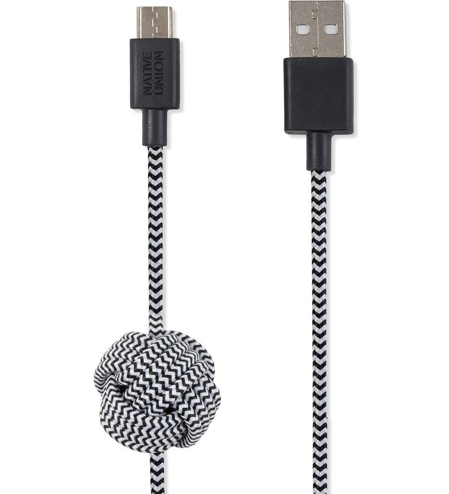 Image of Night Cable | Zebra