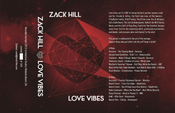Image of Zack Hill - Love Vibes (Mixtape w/ free download)