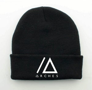 Image of ARCHES LOGO BEANIE
