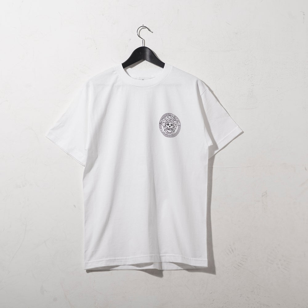 Image of FNG x Chef Family - Medusa T-Shirt (White)