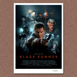 Image of Blade Runner Poster