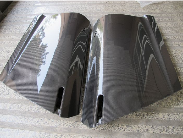 Image of Full Carbon fibre OEM Doors