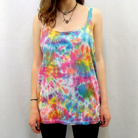 Image of Womans multi loose fit vest