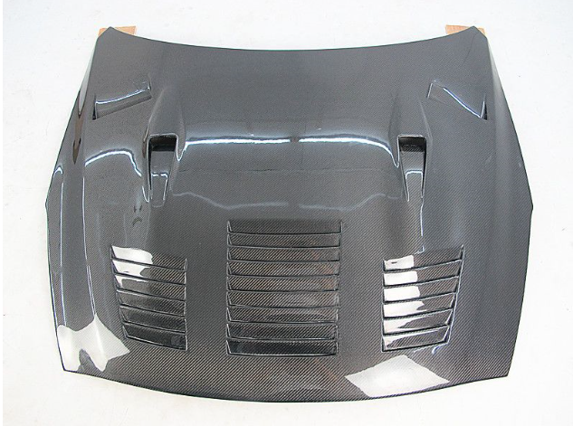 Image of Full carbon Fibre GT Bonnet/Hood
