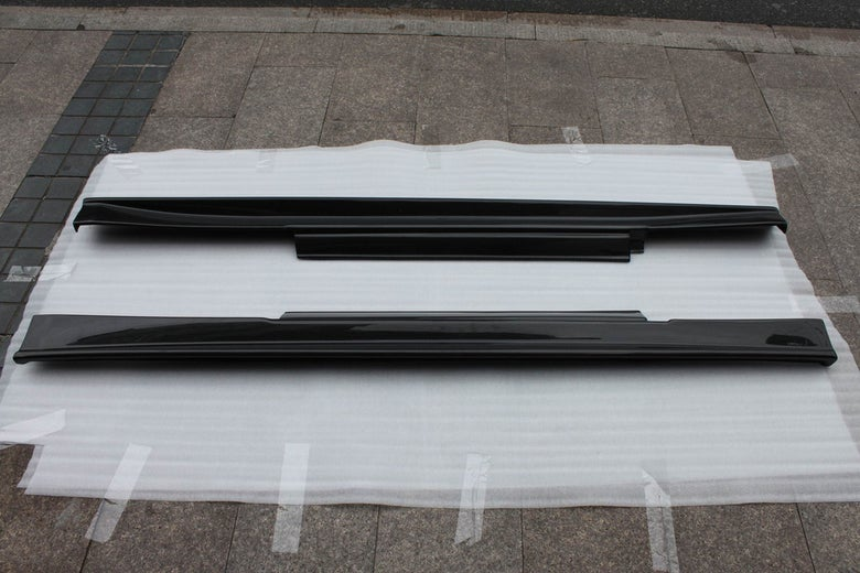 Image of Full Carbon Fibre Side Skirts